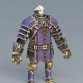 Final Fantasy Galka Game Character