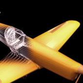Aircraft Firecracker Trainer