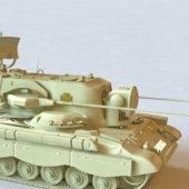 German Gepard Anti Aircraft Tank