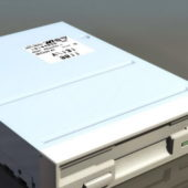 Vintage Floppy Disk Drive