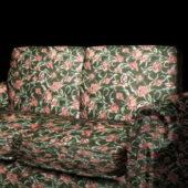 Home Furniture Floral Loveseat Furniture
