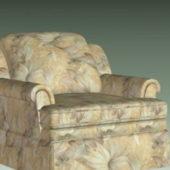 Furniture Floral Sofa Chair