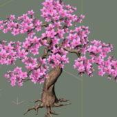 Flower Peach Tree