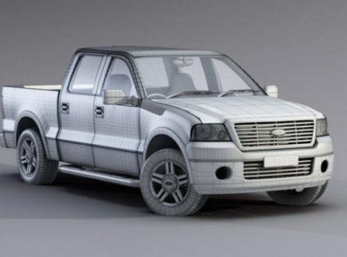 Ford F150 Raptor Car