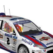 Ford Focus Racing Car