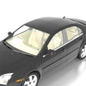 Ford Fusion Sedan Car