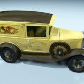 Ford Car Tudor Sedan
