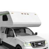 Ford Based Camper Van Car