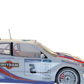Ford F2 Racing Car