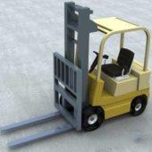 Store Forklift Truck