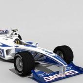 Racing Formula One Car