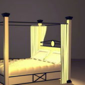 Four Poster Bed Furniture