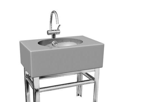 Furniture Standing Vanity Sink