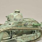 Renault French Ww1 Light Tank