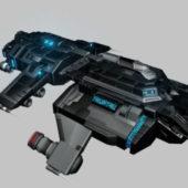 Sci-fi Future Star Spaceship