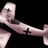 Aircraft Fw-190 Fighter