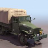 Military Gmc Cargo Truck