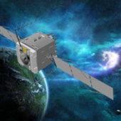 Gps Satellite Space Ship