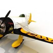 Gee Bee R Racer Airplane