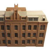 Georgian Apartment Building