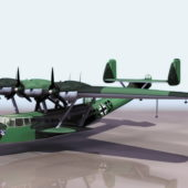 Ww2 German Dornier Do 24 Flying Boat