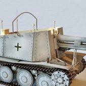 German Ww2 Grille Artillery