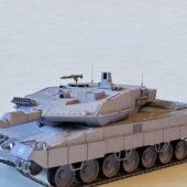 German Modern Leopard 2 Tank