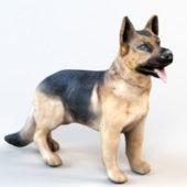 Animal German Shepherd