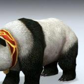 Wild Animal Giant Panda