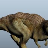 Giganotosaurus Dinosaur Animal