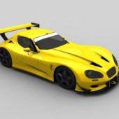 Gillet Vertigo Racing Car