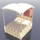 Girl Style Canopy Bed