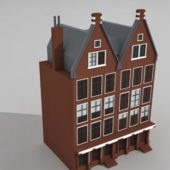 Gothic Victorian Architecture Houses