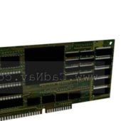 Electronic Graphic Display Card
