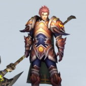 Character Great Axe Warrior