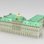 Kremlin Palace Building