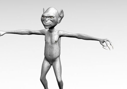 Gremlin Game Character