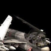 Aircraft Grumman Ea-6b Prowler