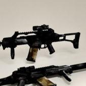 Hk-g36 Rifle Gun