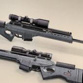 Hk Rifle Gun