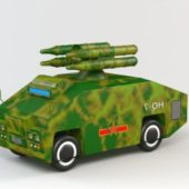 Weapon Hq-7 Anti-aircraft Missile