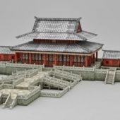 Building Hall Of Supreme Harmony