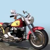Harley Davidson Fxdf Motorcycle