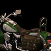 Motorcycle Harley-davidson Heritage Softail