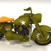 Harley Davidson Army Sport Bike