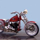 Harley Davidson Sportster Motorcycle