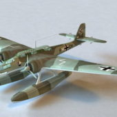 He115 C1 Torpedo Bomber Airplane