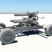 Military Heavy Gatling Artillery