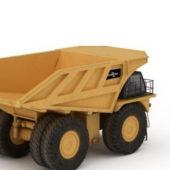 Industrial Haul Truck
