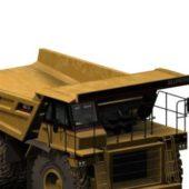 Vehicle Heavy Mine Dump Truck